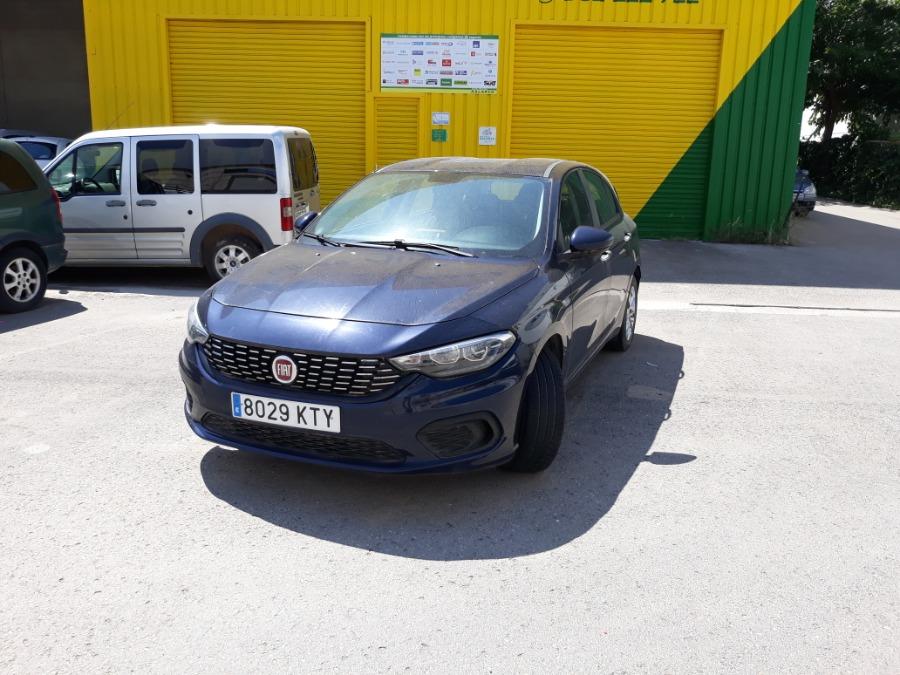 FIAT Tipo Azul Diesel Manual Berlina 4 puertas 2019