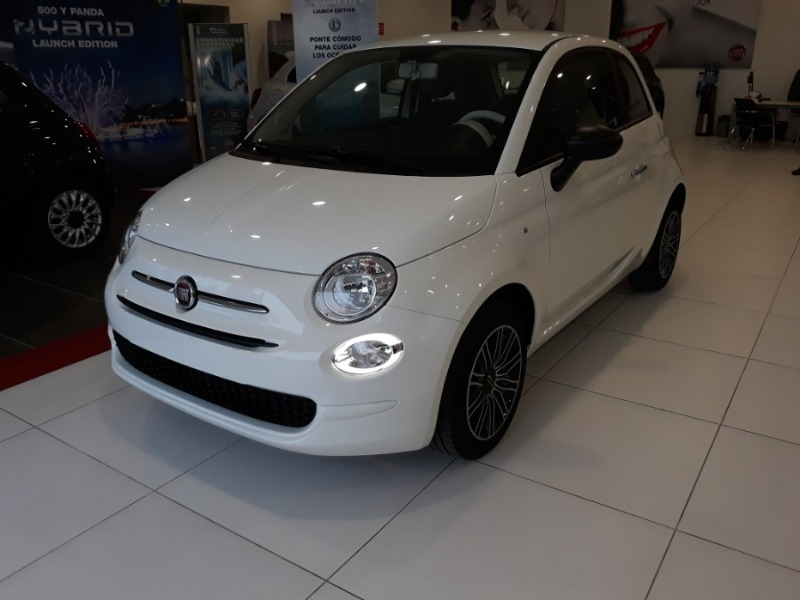 FIAT 500 Blanco Gasolina Manual Berlina 3 puertas 2020