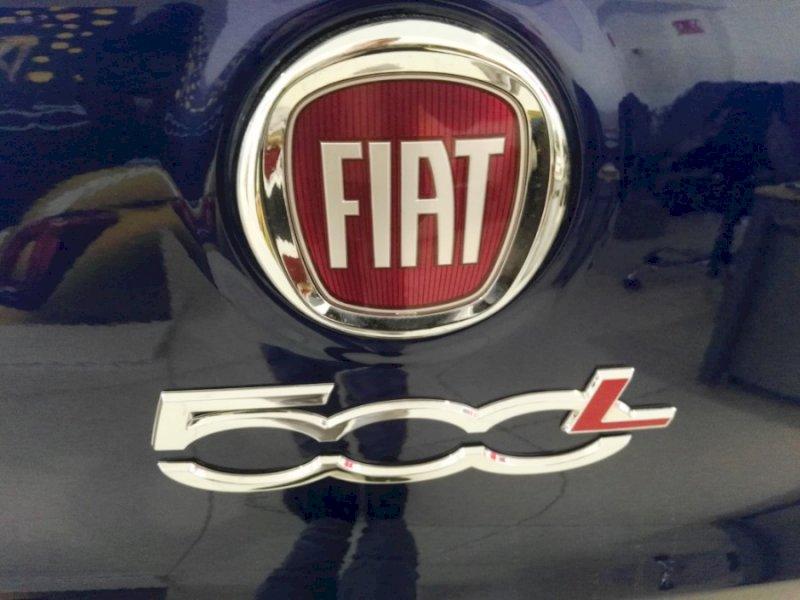 FIAT 500L Azul Diesel Manual Monovolúmen 5 puertas 2018