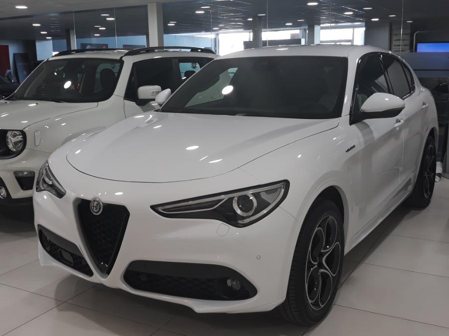 Alfa Romeo Stelvio Blanco Diesel Automático 4x4 SUV 5 puertas 2020