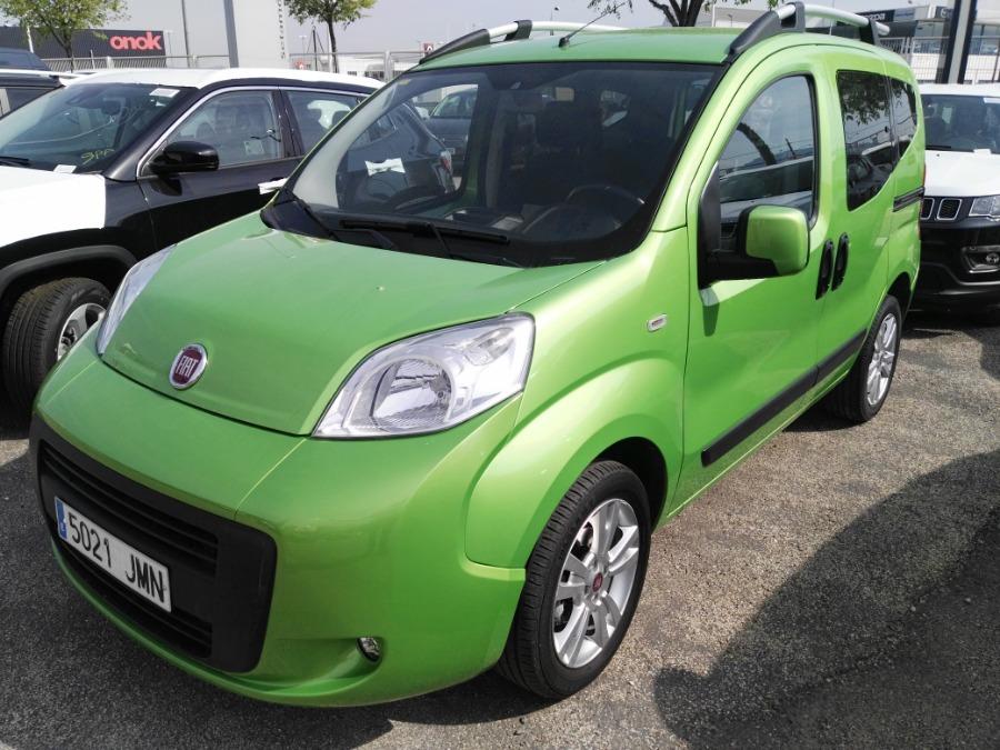 FIAT Qubo Verde Diesel Manual Monovolúmen 5 puertas 2016