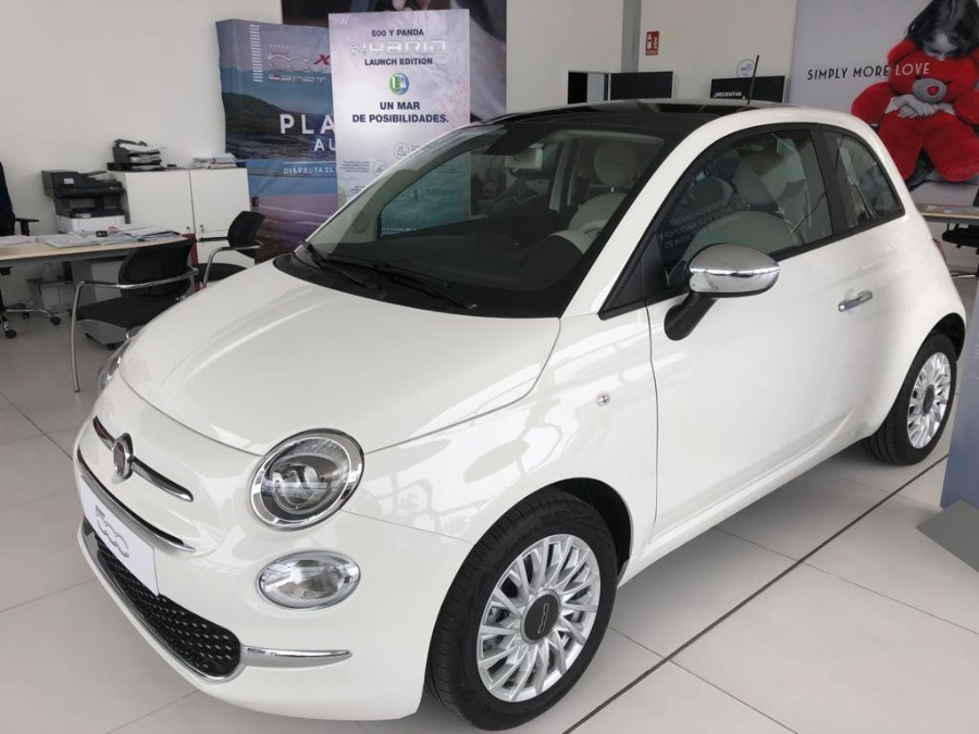 FIAT 500 Blanco Gasolina Manual Berlina 3 puertas 2019