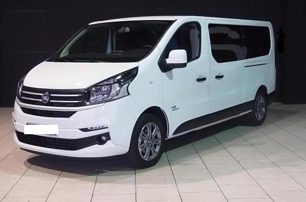 FIAT Talento Blanco Diesel Manual Industriales 4 puertas 2020