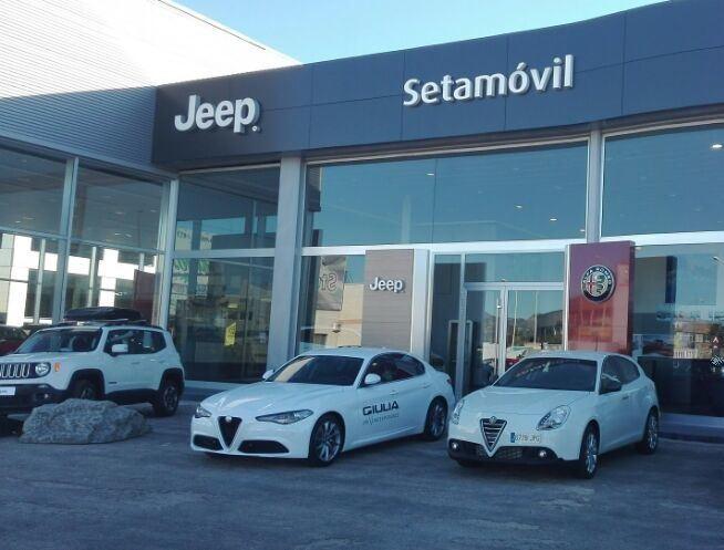 ALFA ROMEO Stelvio Gris / Plata Diesel Automático 4x4 SUV 5 puertas 2019