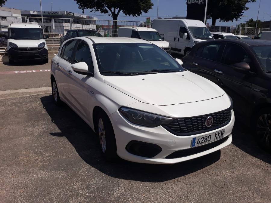 FIAT Tipo Blanco Gasolina Manual Berlina 4 puertas 2018