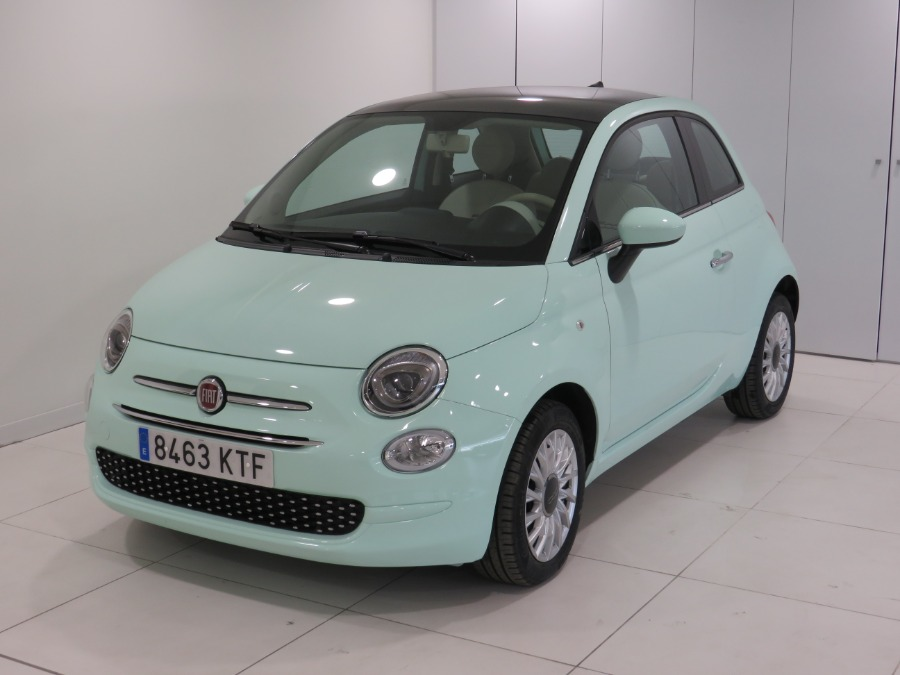 FIAT 500 Verde Gasolina Manual Berlina 3 puertas 2019