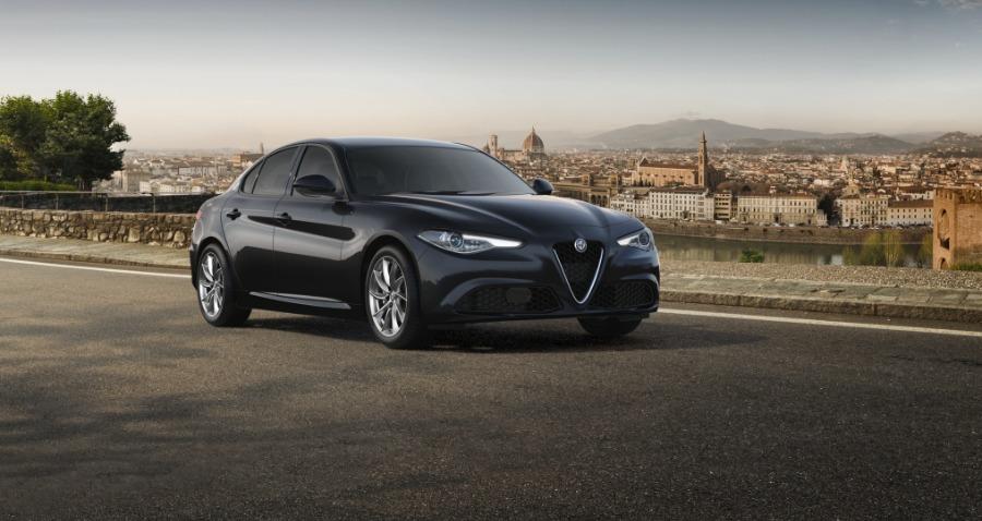 Alfa Romeo Giulia Negro Diesel Manual Berlina 4 puertas 2020