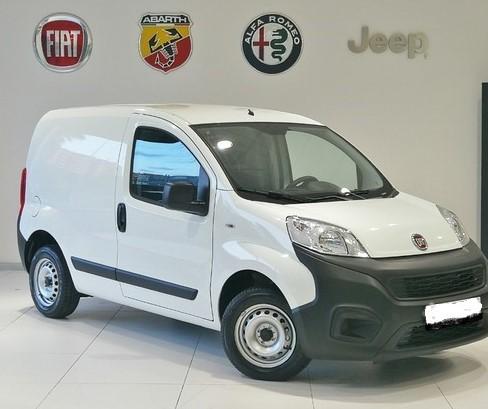 FIAT Fiorino Blanco Diesel Manual Industriales 3 puertas 2020