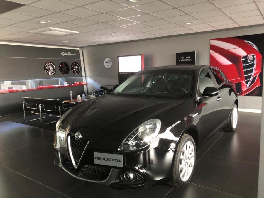 Alfa Romeo Giulietta Negro Diesel Manual Berlina 5 puertas 2020