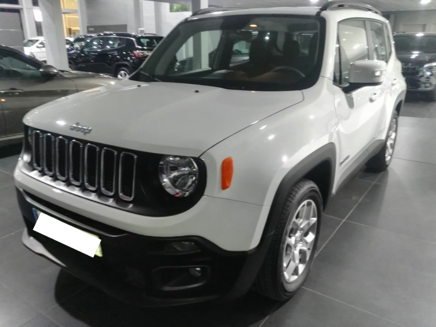 JEEP Renegade Blanco Diesel Manual 4x4 SUV 5 puertas 2017