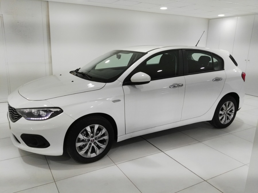 FIAT Tipo Blanco Gasolina Manual Berlina 5 puertas 2017