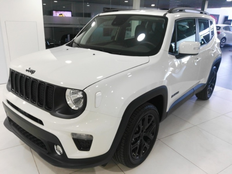 JEEP Renegade Blanco Gasolina Manual 4x4 SUV 5 puertas 2019