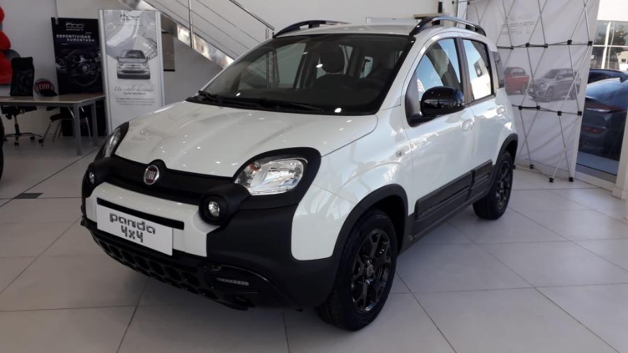 FIAT Panda Blanco Gasolina Manual Berlina 5 puertas 2019