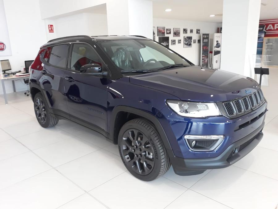 JEEP Compass Azul Eléctrico / Híbrido Automático 4x4 SUV 5 puertas 2020