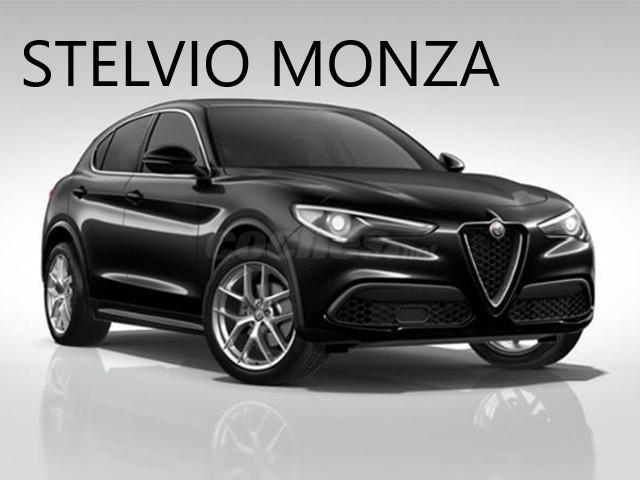 Alfa Romeo Stelvio Negro Diesel Automático 4x4 SUV 5 puertas 2019