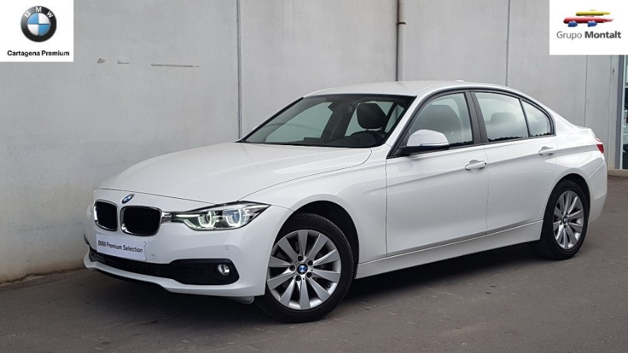 BMW Serie 3 Blanco Diesel Manual Berlina 4 puertas 2016
