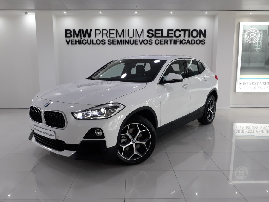 BMW X2 Blanco Gasolina Automático 4x4 SUV 5 puertas 2019