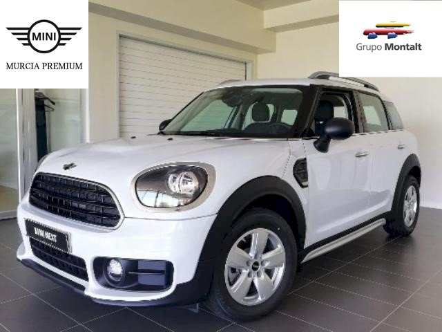 MINI Countryman Blanco Diesel Manual Berlina 5 puertas 2018