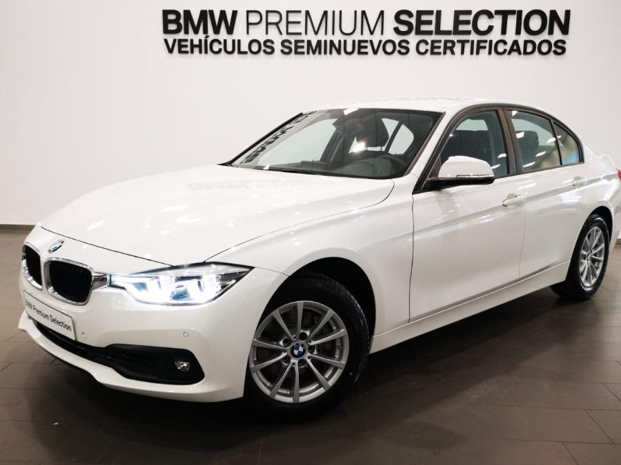 BMW Serie 3 Blanco Diesel Automático Berlina 4 puertas 2019