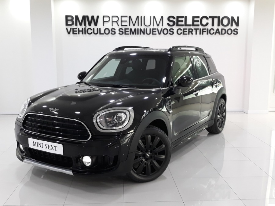 MINI Countryman Negro Diesel Manual Berlina 5 puertas 2019