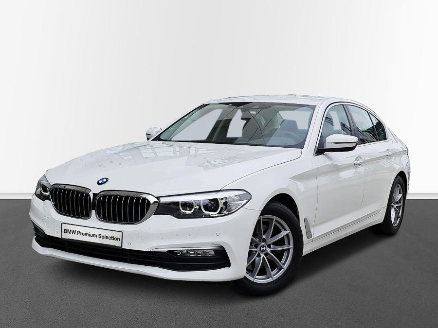 BMW Serie 5 Blanco Diesel Automático Berlina 4 puertas 2017