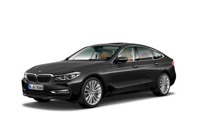 BMW Serie 6 Gris / Plata Diesel Automático Berlina 5 puertas 2018