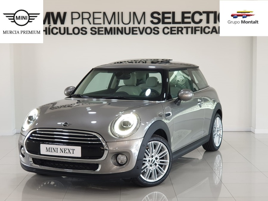 MINI MINI Beige Gasolina Manual Berlina 3 puertas 2018
