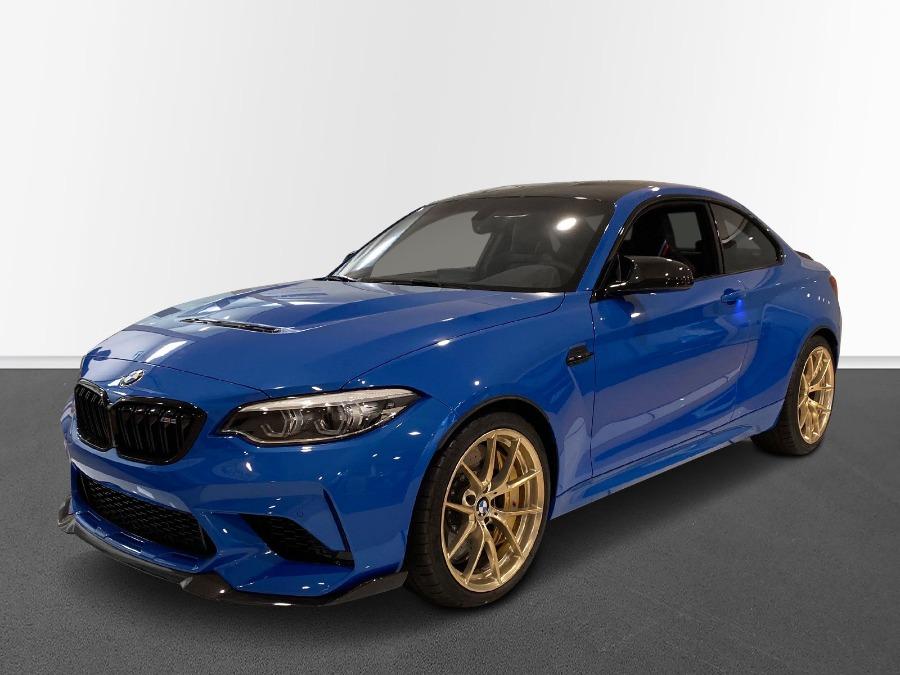 BMW Serie 2 Azul Gasolina Automático Coupe 2 puertas 2021