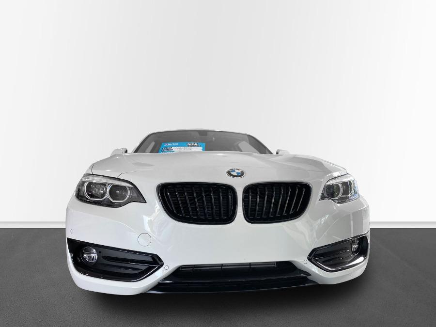 BMW Serie 2 Blanco Diesel Automático Cabrio 2 puertas 2020