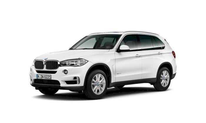 BMW X5 Blanco Diesel Automático 4x4 SUV 5 puertas 2018