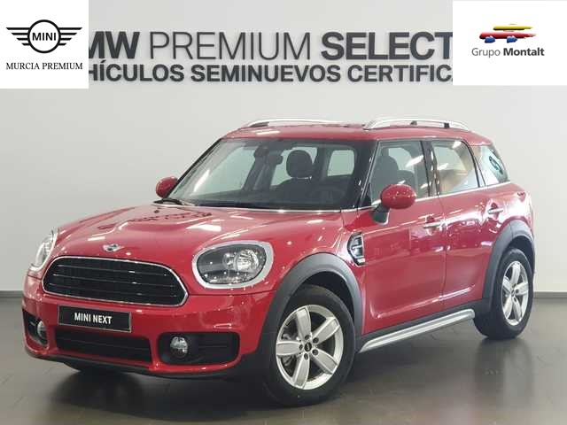 MINI Countryman Rojo Diesel Manual Berlina 5 puertas 2018