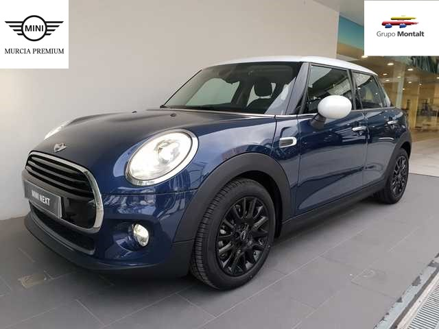MINI MINI Azul Diesel Manual Berlina 5 puertas 2018