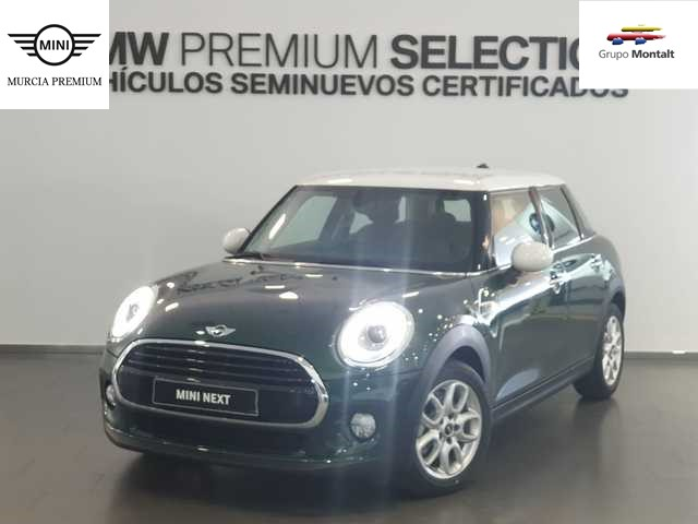 MINI MINI Verde Diesel Manual Berlina 5 puertas 2018