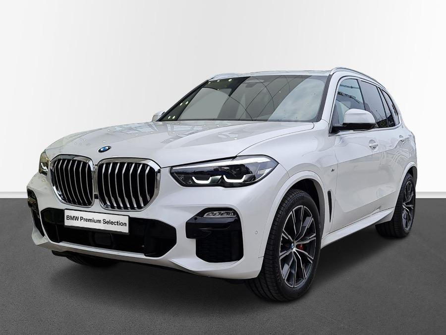 BMW X5 Blanco Diesel Automático 4x4 SUV 5 puertas 2021