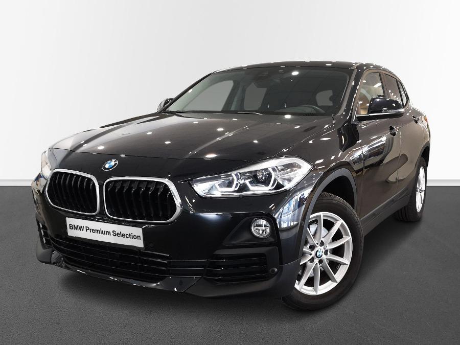 BMW X2 Negro Diesel Automático 4x4 SUV 5 puertas 2021