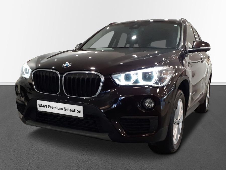 BMW X1 Marrón Diesel Automático 4x4 SUV 5 puertas 2018