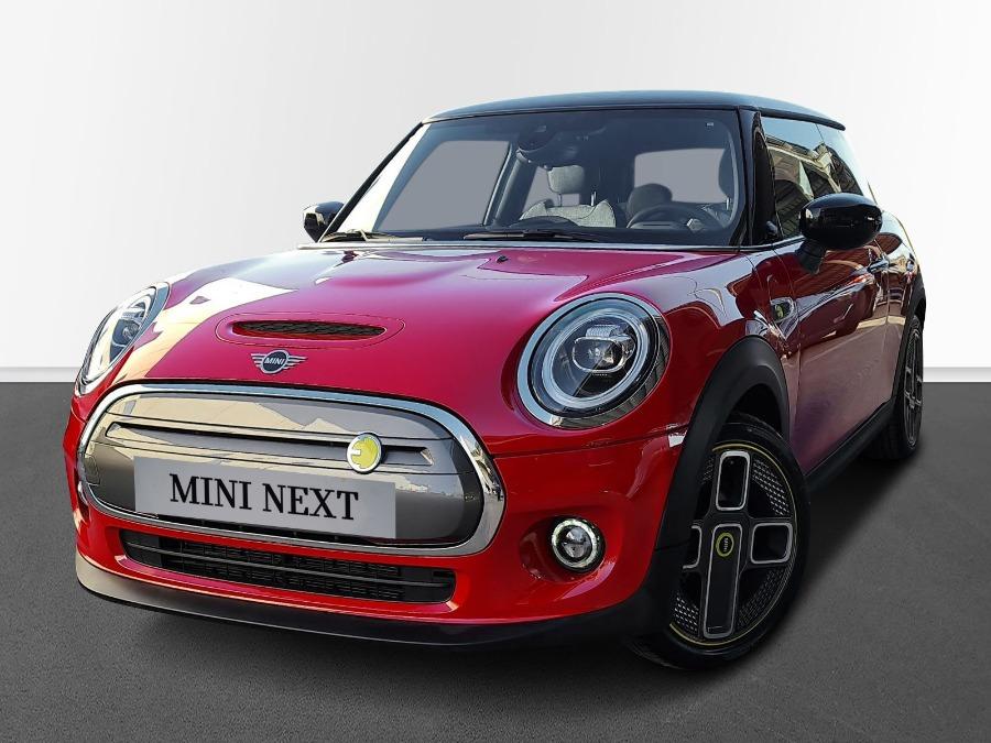 MINI MINI Rojo Eléctrico / Híbrido Automático Berlina 3 puertas 2020