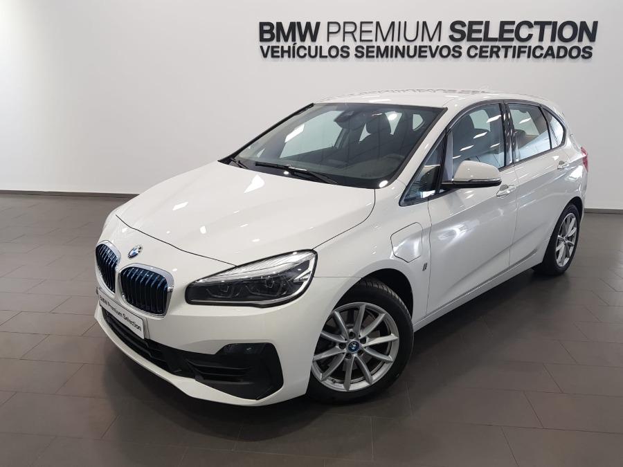 BMW Serie 2 Active Tourer Blanco Eléctrico / Híbrido Automático Monovolúmen 5 puertas 2019