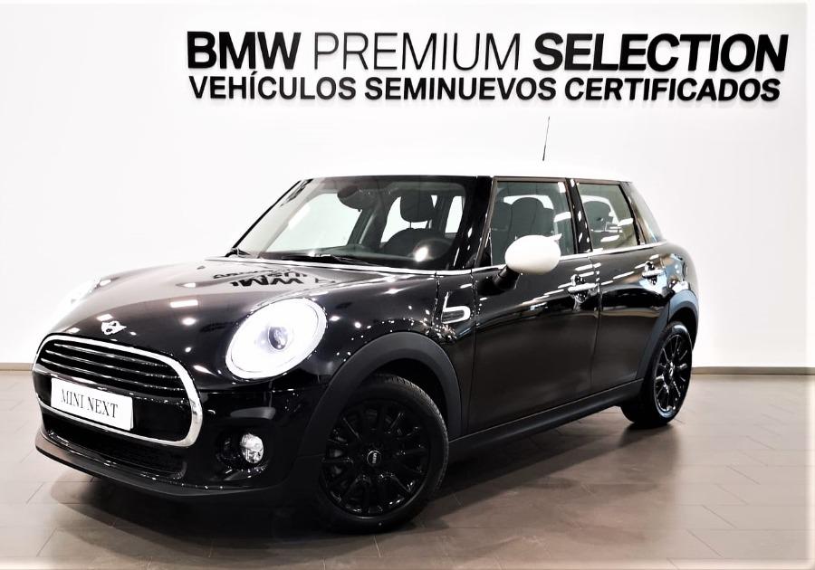MINI MINI Negro Diesel Manual Berlina 5 puertas 2018