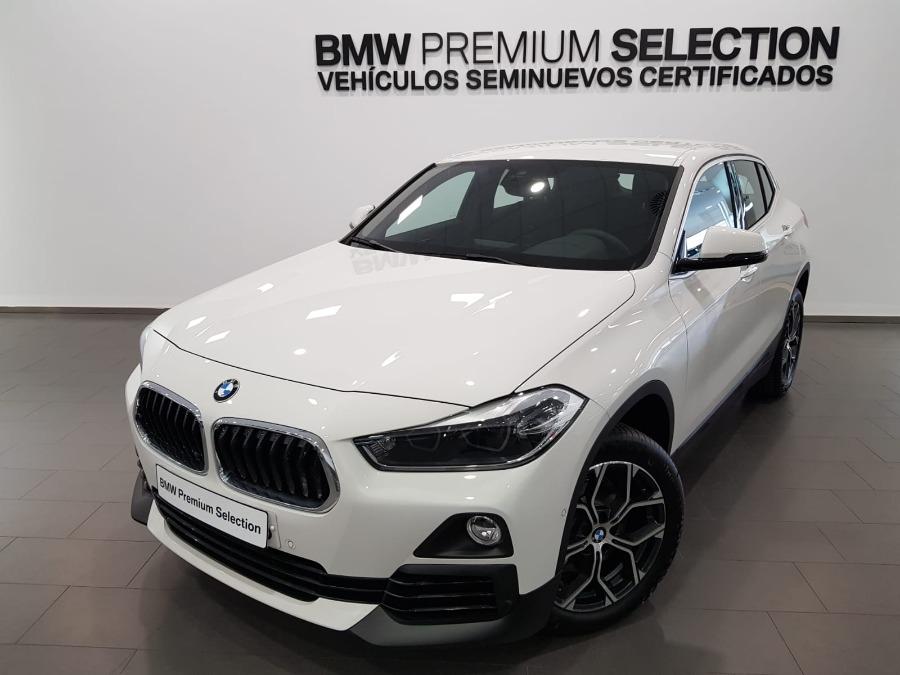 BMW X2 Blanco Diesel Automático 4x4 SUV 5 puertas 2019