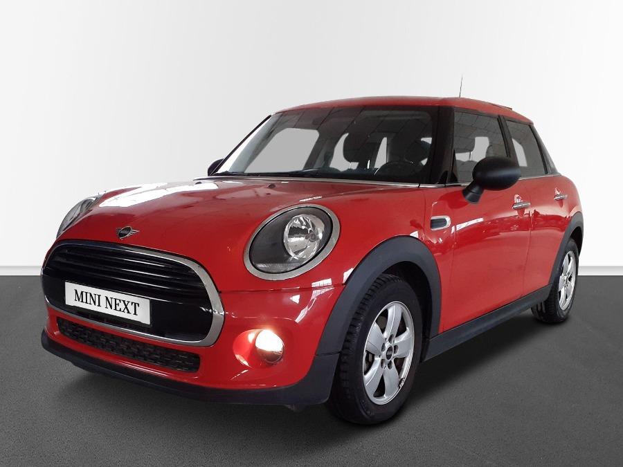 MINI MINI Rojo Gasolina Automático Berlina 5 puertas 2018