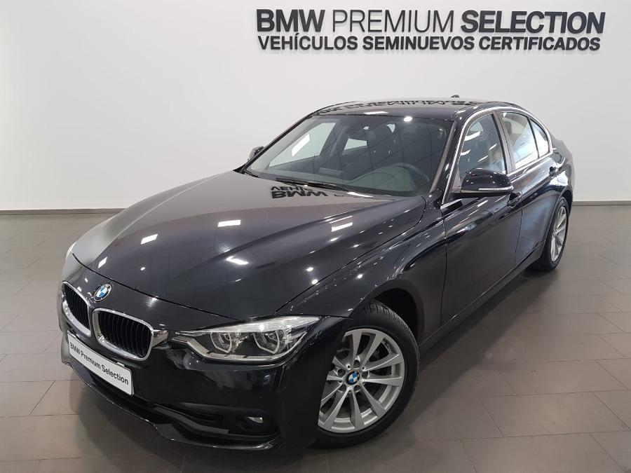 BMW Serie 3 Negro Diesel Manual Berlina 4 puertas 2017