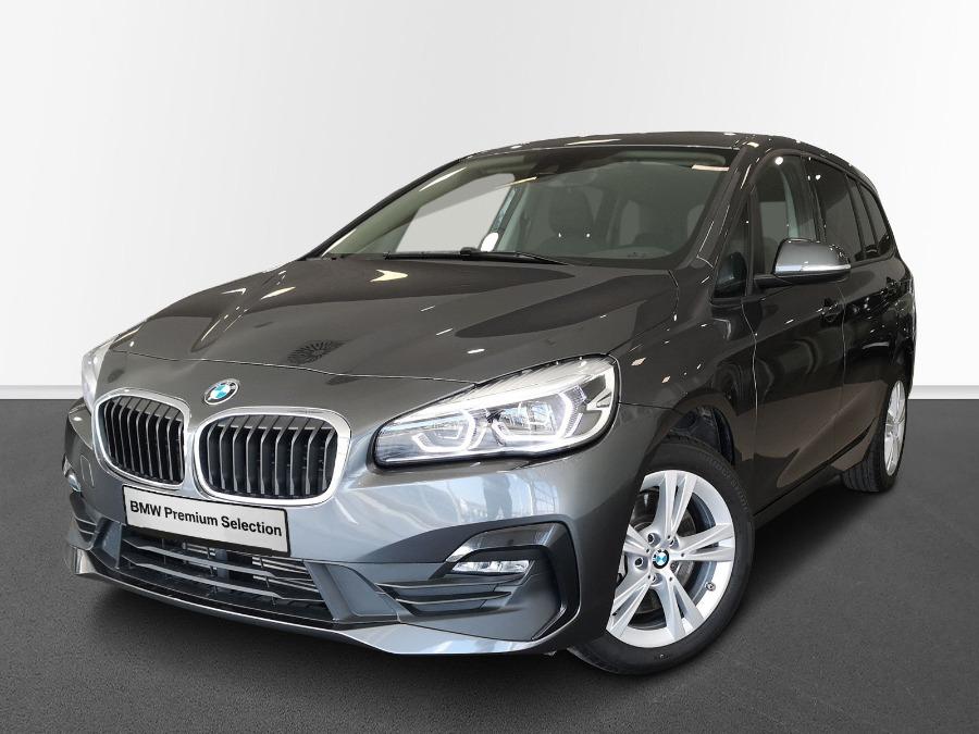 BMW Serie 2 Gran Tourer Gris / Plata Diesel Automático Monovolúmen 5 puertas 2019