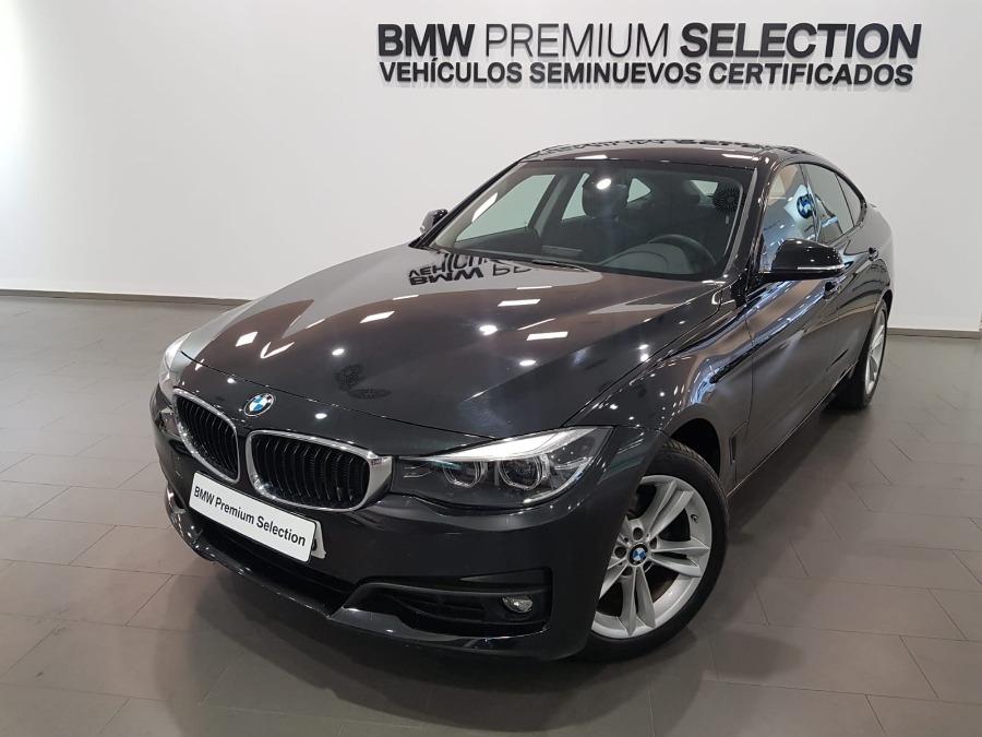 BMW Serie 3 Negro Diesel Automático Berlina 5 puertas 2018