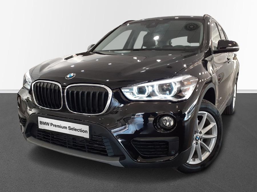 BMW X1 Negro Diesel Automático 4x4 SUV 5 puertas 2018