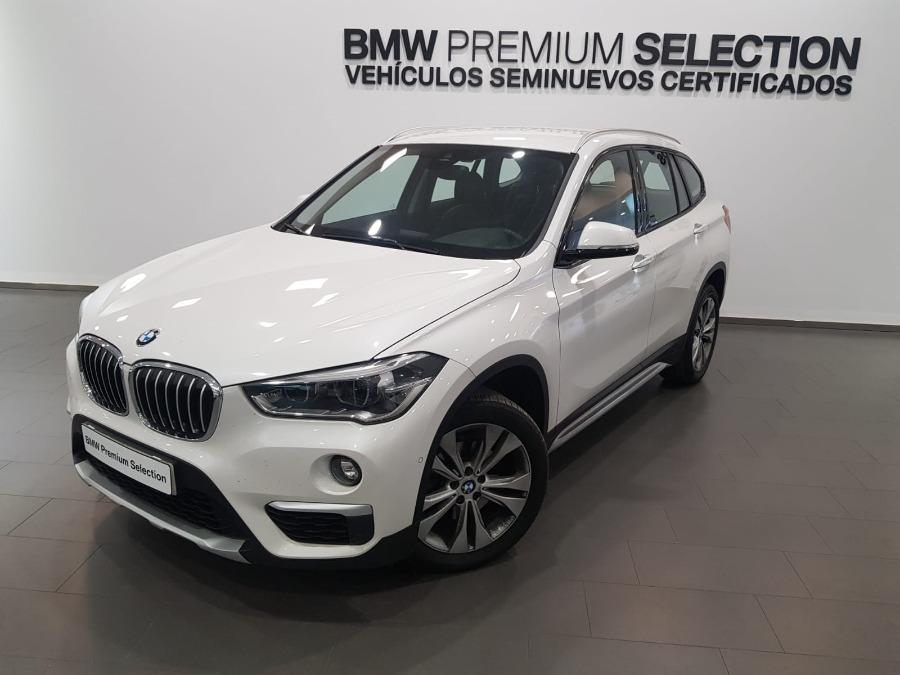 BMW X1 Blanco Diesel Automático 4x4 SUV 5 puertas 2018