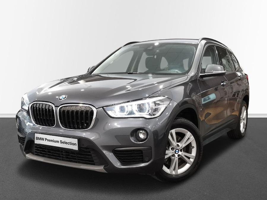 BMW X1 Gris / Plata Diesel Manual 4x4 SUV 5 puertas 2019