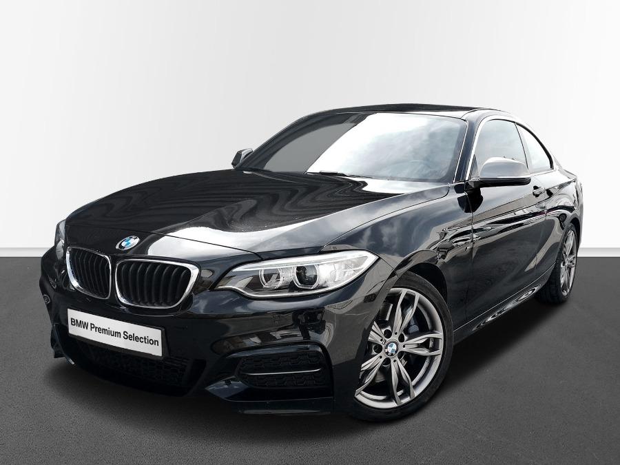 BMW Serie 2 Negro Gasolina Automático Coupe 2 puertas 2016