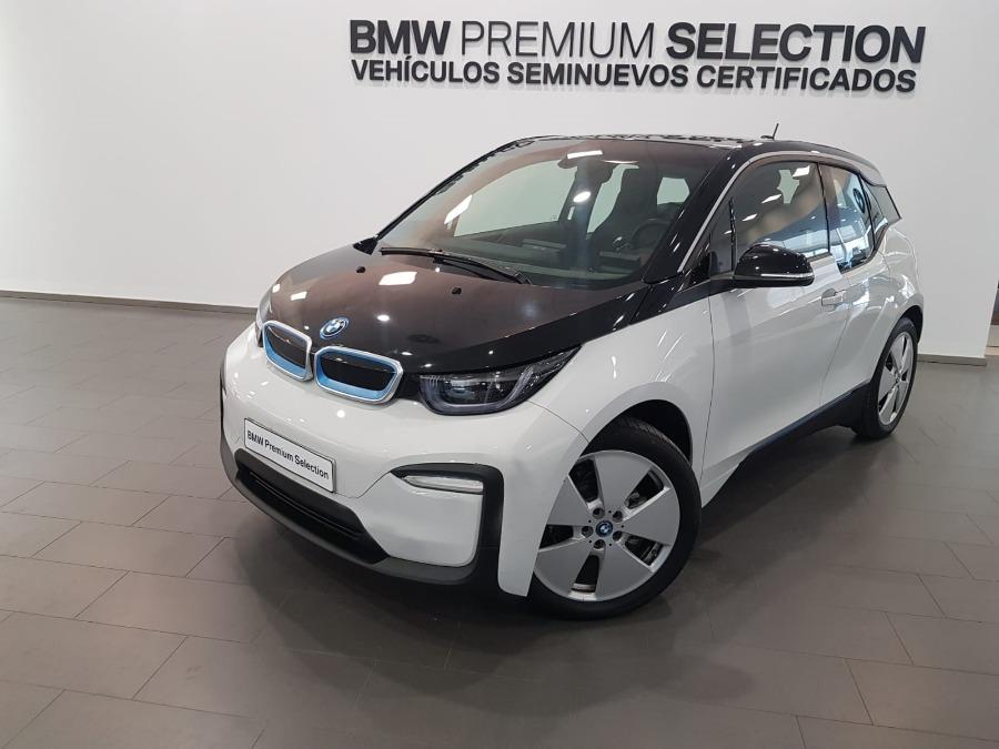 BMW i3 Blanco Eléctrico / Híbrido Automático Berlina 5 puertas 2018