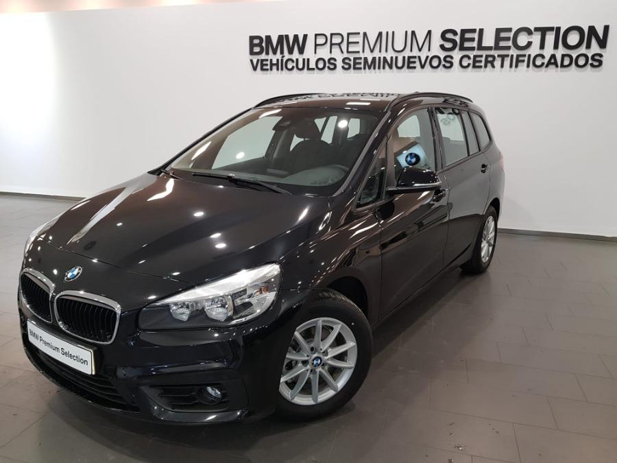 BMW Serie 2 Gran Tourer Negro Diesel Manual Monovolúmen 5 puertas 2019